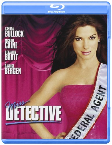 Miss detective [Blu-ray] [IT Import]