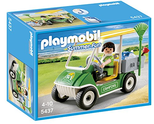 PLAYMOBIL Camping Service Cart Playset (Camper Playmobil compare prices)