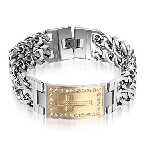 vnox-schweres-edelstahl-armband-fur-herren-mit-kristall-kreuz-doppelglied-kette-fur-religiose-christ