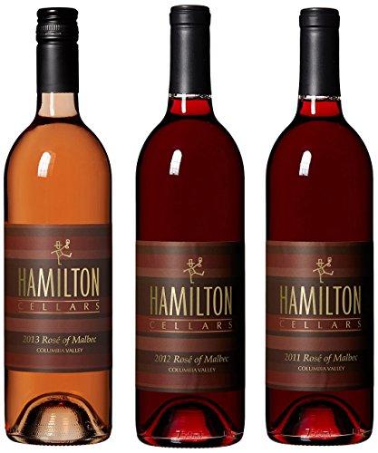 "Hamilton Cellars ""Rose' Bouquet"" Mixed Pack, 3 X 750 Ml"