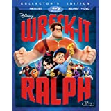 Wreck-It Ralph (Two-Disc Blu-ray/DVD Combo) ~ John C. Reilly