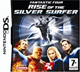 Fantastic Four Rise of The Silver Surfer (Nintendo DS)