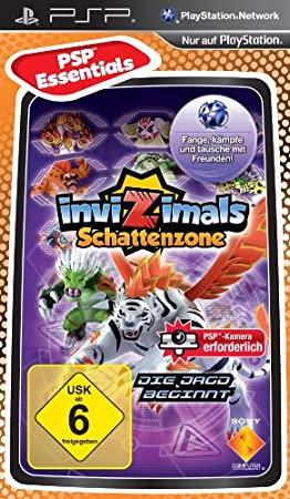 Invizimals Schattenzone  [Essentials]