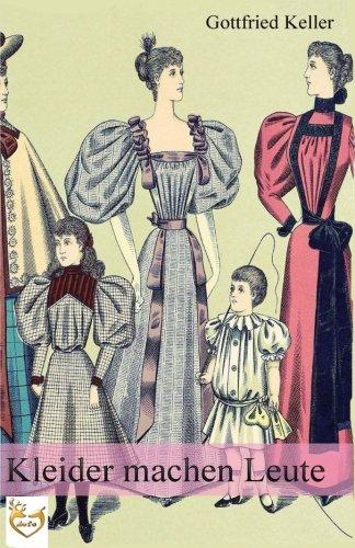 Kleider machen Leute  [Keller, Gottfried] (Tapa Blanda)