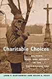 img - for Charitable Choices: Religion, Race, and Poverty in the Post-Welfare Era book / textbook / text book