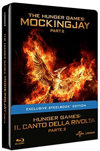 Hunger Games Il Canto della Rivolta Parte 2 Steelbook Blu Ray PDF