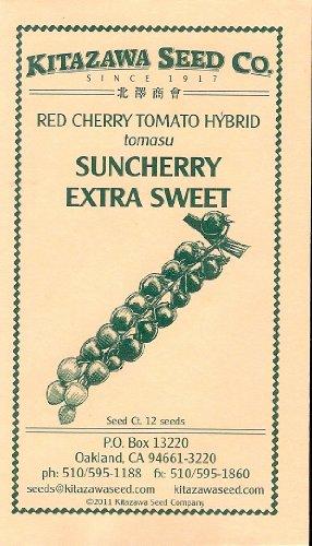 Cherry Tomato Hybrid - Suncherry Extra Sweet - 12 seeds