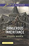 img - for Dangerous Inheritance (Love Inspired Large Print Suspense) book / textbook / text book