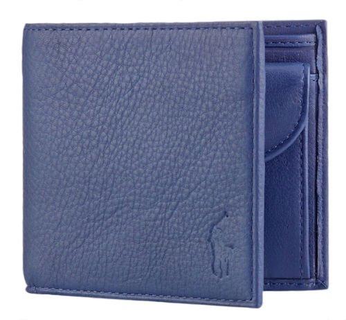 Ralph Lauren , Portafogli  Blu blu
