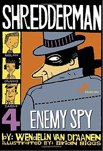Enemy Spy (Shredderman)