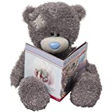 "Tatty Teddy & My Blue Nose Friends, Tatty Teddy Interactive Storytime Bear, Sits 11"" Tall"
