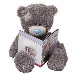 "Tatty Teddy & My Blue Nose Friends, Tatty Teddy Interactive Storytime Bear, Sits 11"" Tall"