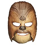 51SUIzok0NL. SL160  - UK BESTSELLERS Star Wars The Force Awakens Chewbacca Electronic Mask REVIEW