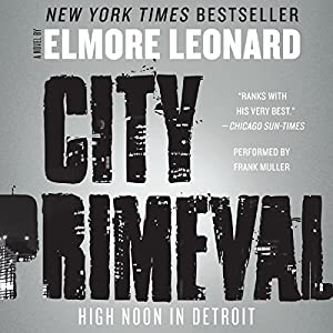 City Primeval Audiobook