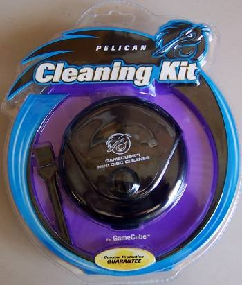 Gamecube Mini disk Cleaning kit