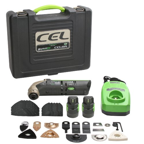 CEL MT1-C Multi2PRO with 2 Batteries and Charger in Blow Molded Case