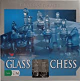 Premier Edition Glass Chess Set