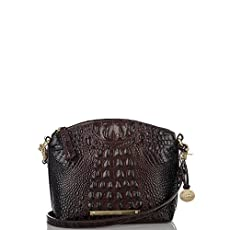 Mini Duxbury Crossbody<br>Cocoa Melbourne