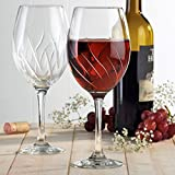 Global Amici Aerating Wine Glasses - Set of 2