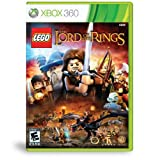 LEGO Lord of the Rings - Xbox 360 ~ Warner Home Video - Games