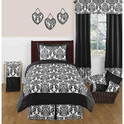 Black Queen Bedroom Set 5767 front