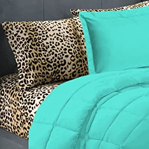Image Result For Cheetah Bedding Twin Xl