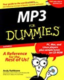 MP3 For Dummies (For Dummies (Computers)) (076450858X) by Rathbone, Andy