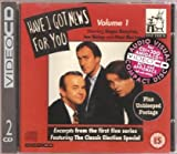 Angus Deaton Ian Hislop Paul Merton Have I got news for you Volume 1