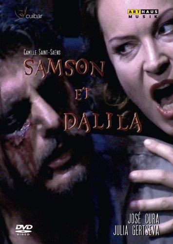 サン=サーンス:歌劇「サムソンとデリラ」全曲 [DVD]