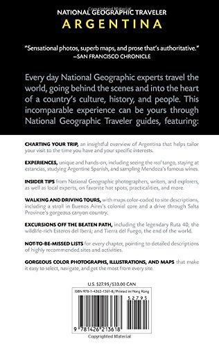 National Geographic Traveler: Argentina: Argentina