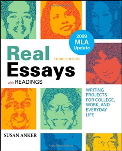 Real Essays with Readings 4th Edition