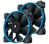Pack of Two Air Series SP120 Quiet Edition Case Fans - 120 mm