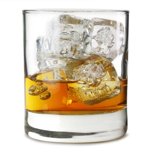 Islande Tumblers 10.6oz / 300ml (Pack of 6) | Double Old Fashioned Glass Tumblers