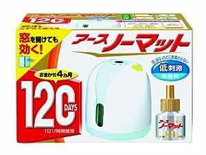 アース製薬 アースノーマット 120日セット ミントグリーン