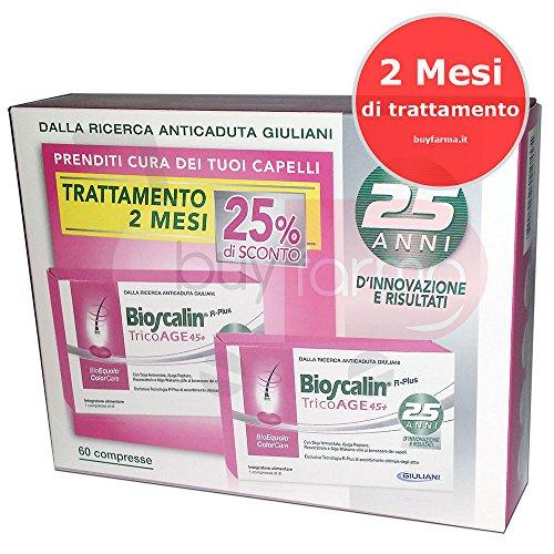 BIOSCALIN TRICOAGE 30+30CPR 25% SCONTO