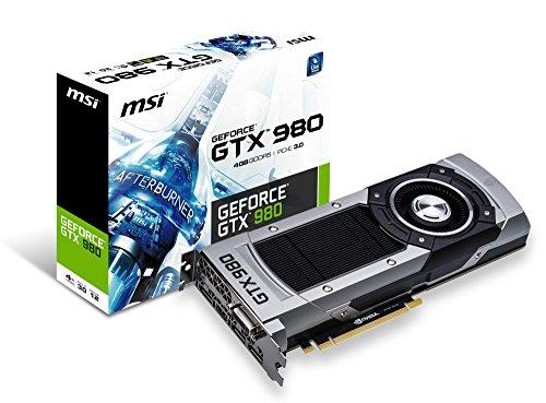 MSI GTX 980 4GD5 グラフィックスボード VD5503 GTX 980 4GD5