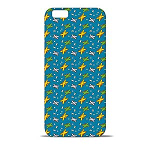 ezyPRNT Dragon fly Pattern Printed back Cover for Apple iPhone 6