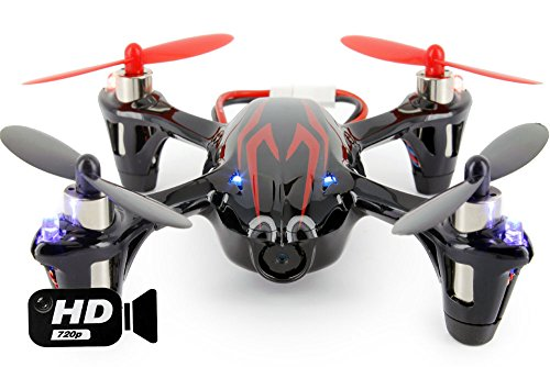 UPGRADED Hubsan X4 H107C with HD 2MP Camera 2.4Ghz 4CH 6 Axis Gyro