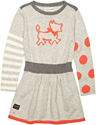 Chipie Korice Girl's Knitted Dress from Chipie