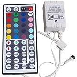 fitTek IR Remote Control Controlador 44 Tecla p/ RGB LED Tira