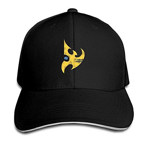 StarCraft II Protoss Vintage Logo Hat Unisex-Adult Rap Baseball Cap