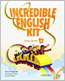 Incredible English Kit 4: Class Book and CD-ROM Pack