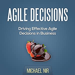 Agile Decisions: Driving Effective Agile Decisions in Business: Agile Business Leadership, Book 3 | [Michael Nir]