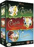 echange, troc La Fée Clochette + Clochette et la pierre de Lune + Clochette et l'Expédition Féerique - coffret 3 DVD