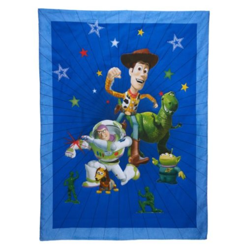 disney toy story 4 piece toddler bedding set reviews