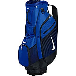 Nike BG0365-401 Sport Cart III Golf Bag, Game Royal/Silver/Mid Navy
