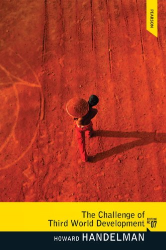 The Challenge of Third World Development (7th Edition)