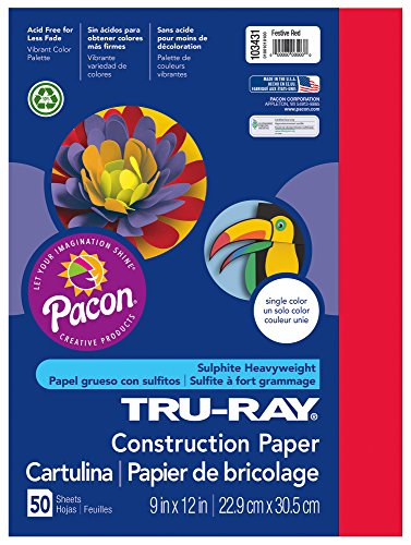 pacon-tru-ray-construction-paper-9-inches-by-12-inches-50-count-festive-red-103431