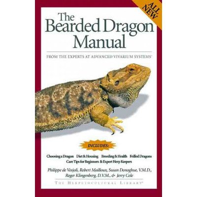 The Bearded Dragon Manual - 1