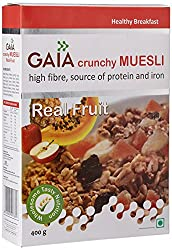 Gaia Real Fruit Muesli, 400G